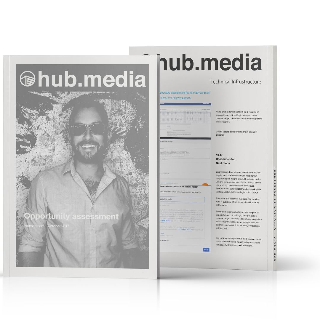 hub media opportunity assessment product